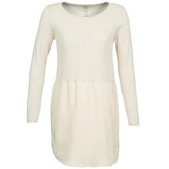 Υφασμάτινα Γυναίκα Κοντά Φορέματα Only DANCER ECRU