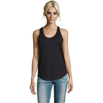 Αμάνικα/T-shirts χωρίς μανίκια Sols Moka camiseta mujer sin mangas