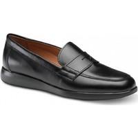 Παπούτσια Γυναίκα Μοκασσίνια Feliz Caminar CALZADO LABORAL ALBA - Black