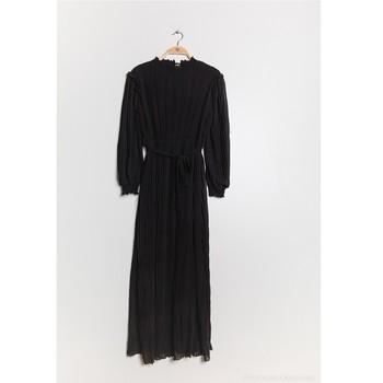 Υφασμάτινα Γυναίκα Μακριά Φορέματα Fashion brands 9805-2-0-NOIR Black