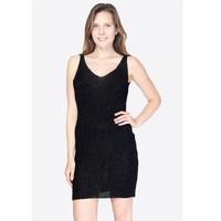Υφασμάτινα Γυναίκα Κοντά Φορέματα Fashion brands SND-NOIR Black