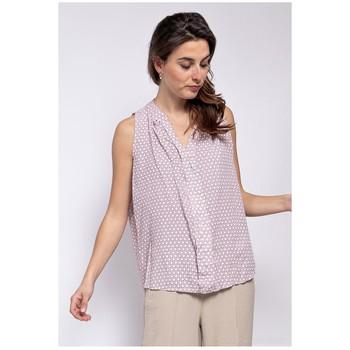 Υφασμάτινα Γυναίκα Μπλούζες Fashion brands TP25-PINK Ροζ