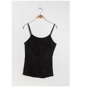Υφασμάτινα Γυναίκα Μπλούζες Fashion brands D852-BLACK Black