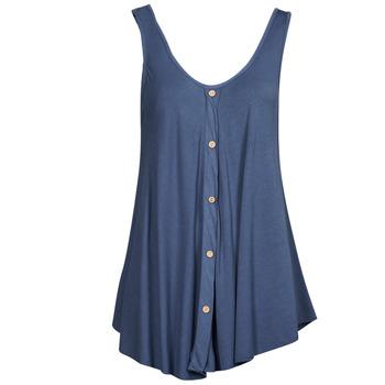 Υφασμάτινα Γυναίκα Μπλούζες Fashion brands LL0070-JEAN Ροζ