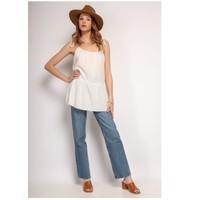 Υφασμάτινα Γυναίκα Μπλούζες Fashion brands 490-WHITE Άσπρο