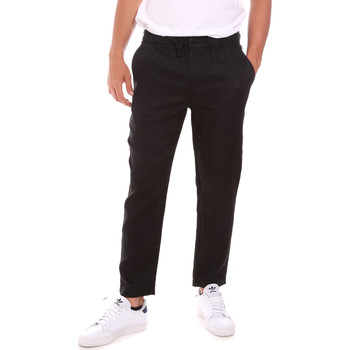 Υφασμάτινα Άνδρας Παντελόνια Sseinse PSE736SS Μαύρος