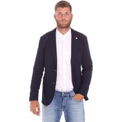 Υφασμάτινα Άνδρας Σακάκια Sseinse GAE716SS Μπλε