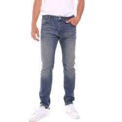 Υφασμάτινα Άνδρας Jeans Lumberjack CMB3447 002EU Μπλε