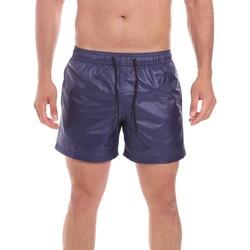 Υφασμάτινα Άνδρας Μαγιώ / shorts για την παραλία Sundek M504BDP9600 Μπλε