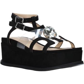Παπούτσια Γυναίκα Σανδάλια / Πέδιλα Apepazza S0CHER01/DIA Μαύρος