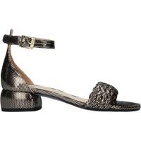 Παπούτσια Γυναίκα Σανδάλια / Πέδιλα Carmens Padova 45075 Μαύρος
