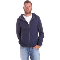 Υφασμάτινα Άνδρας Μπουφάν Lumberjack CMB3223 001EU Μπλε
