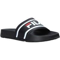 Παπούτσια Άνδρας σαγιονάρες Fila 1010930 Μαύρος
