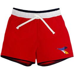 Υφασμάτινα Παιδί Μαγιώ / shorts για την παραλία Diadora 102175897 το κόκκινο