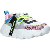 Παπούτσια Γυναίκα Χαμηλά Sneakers Shop Art SA050144 Ροζ