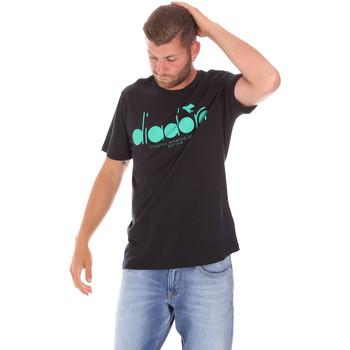 T-shirt με κοντά μανίκια Diadora 502176633