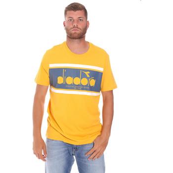 T-shirt με κοντά μανίκια Diadora 502176632