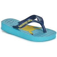 Παπούτσια Αγόρι Σαγιονάρες Havaianas KIDS TOP POKEMON Μπλέ