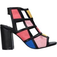Παπούτσια Γυναίκα Σανδάλια / Πέδιλα Onyx S20-SOX785 Μαύρος