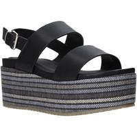 Παπούτσια Γυναίκα Σανδάλια / Πέδιλα Onyx S20-SOX756 Μαύρος