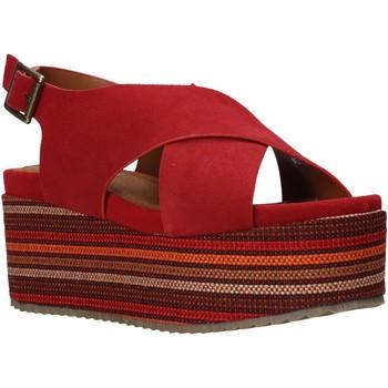 Παπούτσια Γυναίκα Σανδάλια / Πέδιλα Onyx S20-SOX753 το κόκκινο