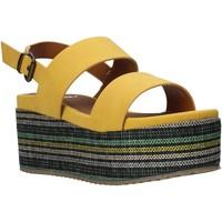 Παπούτσια Γυναίκα Σανδάλια / Πέδιλα Onyx S20-SOX756 Κίτρινος