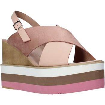 Παπούτσια Γυναίκα Σανδάλια / Πέδιλα Onyx S20-SOX758 Ροζ