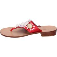 Παπούτσια Γυναίκα Σαγιονάρες Eddy Daniele AW374 Red