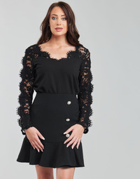 Υφασμάτινα Γυναίκα Μπλούζες Moony Mood PABSCONE Black
