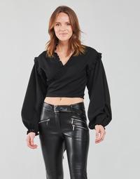 Υφασμάτινα Γυναίκα Μπλούζες Moony Mood PACHERY Black