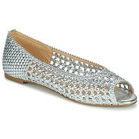 Παπούτσια Γυναίκα Σανδάλια / Πέδιλα Cosmo Paris HAYANE Silver