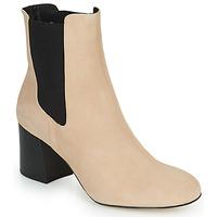 Παπούτσια Γυναίκα Μποτίνια Cosmo Paris LACADO 2 Beige