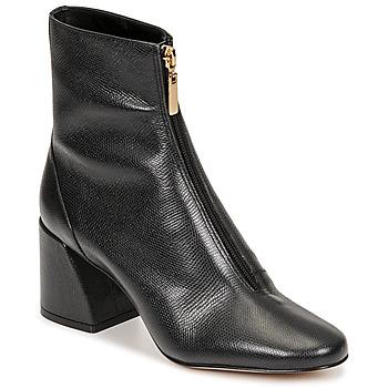 Παπούτσια Γυναίκα Μποτίνια Cosmo Paris ZELINA Black