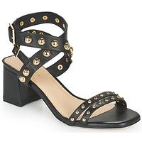 Παπούτσια Γυναίκα Σανδάλια / Πέδιλα Cosmo Paris HARLA Black