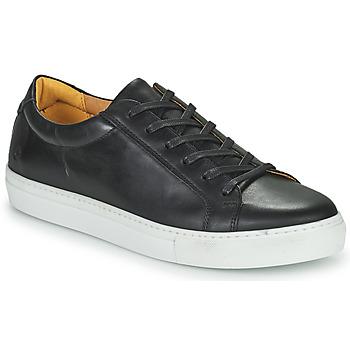 Παπούτσια Άνδρας Χαμηλά Sneakers Carlington  Black