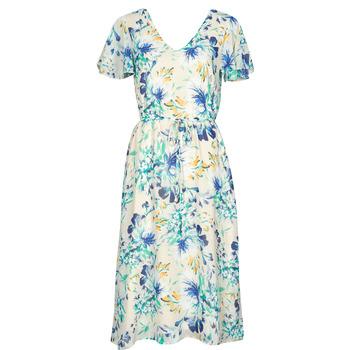 Υφασμάτινα Γυναίκα Μακριά Φορέματα Vero Moda VMJASMINE Multicolour