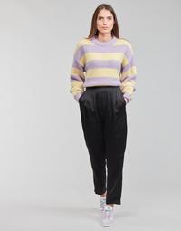 Υφασμάτινα Γυναίκα Παντελόνες / σαλβάρια Vero Moda VMKYRA Black