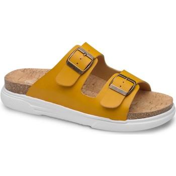 Παπούτσια Γυναίκα Τσόκαρα Feliz Caminar SANDALIA BELONA - Yellow