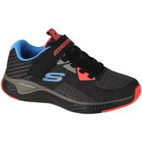 Παπούτσια Παιδί Χαμηλά Sneakers Skechers Solar Fuse Speed Blitz Grise