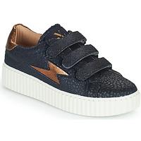 Παπούτσια Γυναίκα Χαμηλά Sneakers Vanessa Wu MISTRAL Μπλέ