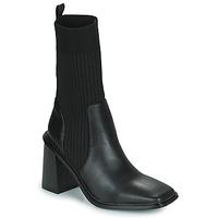 Παπούτσια Γυναίκα Μποτίνια Vanessa Wu SIMOUN Black