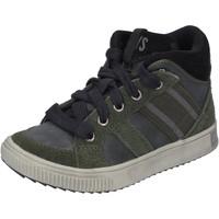 Παπούτσια Αγόρι Ψηλά Sneakers California Xboys  Green