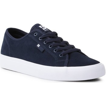Παπούτσια Άνδρας Skate Παπούτσια DC Shoes DC Manual S ADYS300637-DNW navy