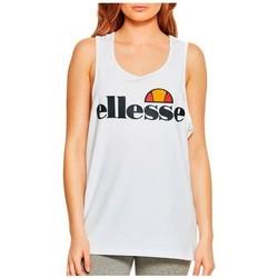 Υφασμάτινα Γυναίκα Αμάνικα / T-shirts χωρίς μανίκια Ellesse CAMISETA TIRANTES  SGS04485 Άσπρο