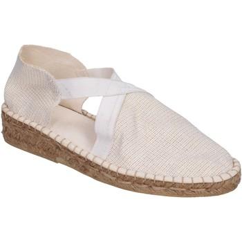 Παπούτσια Γυναίκα Εσπαντρίγια Made In Italia BH501 Χρυσός