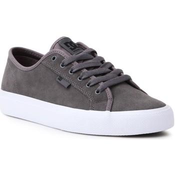 Παπούτσια Άνδρας Skate Παπούτσια DC Shoes DC Manual S ADYS300637-GRY grey