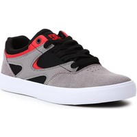 Παπούτσια Άνδρας Skate Παπούτσια DC Shoes DC Kalis Vulc ADJS300569-XKSR black, grey, red