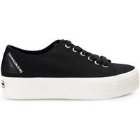 Παπούτσια Γυναίκα Χαμηλά Sneakers Calvin Klein Jeans  Black
