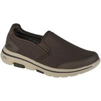 Παπούτσια Άνδρας Slip on Skechers Go Walk 5 Delco Vert