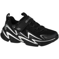Παπούτσια Παιδί Χαμηλά Sneakers Skechers Wavetronic Noir
